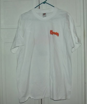 New Fruit Of The Loom T Shirt Size Xl With Kahlua Advertising