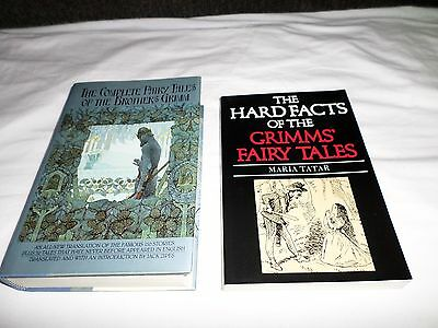 The Complete Fairy Tales of the Brothers Grimm by Jack Zipes and The Hard Facts