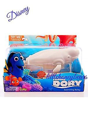 🐋Finding Dory - Bailey Robotic Swimming Fish Toy Dives Too. New In Box By Zuru