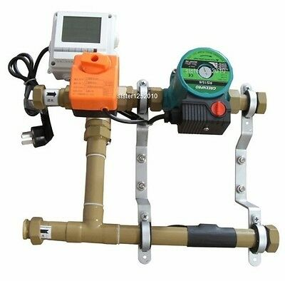 Intelligence heating  Mixing device system/ PEX  Manifold for Radiant heating