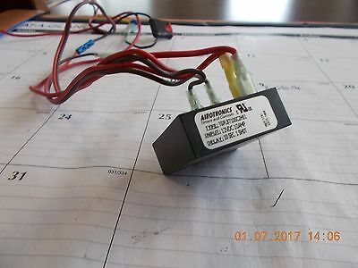 Airotronics Timer and Controls: DELAY 10/1 SHOT. TGPLB710SC2HS.10A/12VDC.