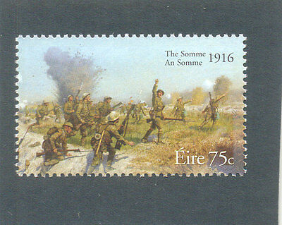 Ireland-Battle of the Somme-World |War 1-military mnh