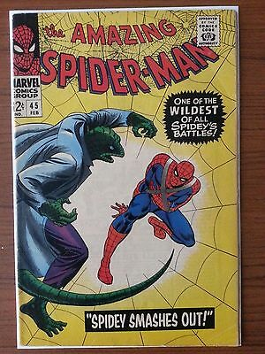 The Amazing Spider-Man # 45