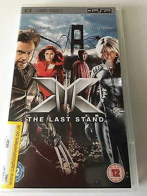 PSP UMD Video X Men The Last Stand