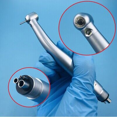 1X Dental NSK Style PANA MAX E-generator LED 3 Way 4 Hole High Speed handpiece