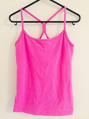 Running Bare Pink Top Size 10