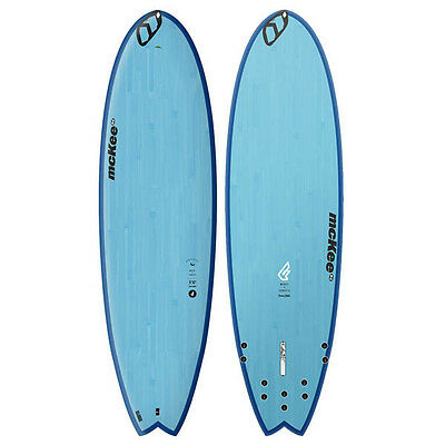 13500-3606 Fanatic Surf Board Moonshine Poly 2016 - Ship Europe Free