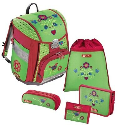 Step by Step Touch Schulranzen-Set 5tlg Country Flower