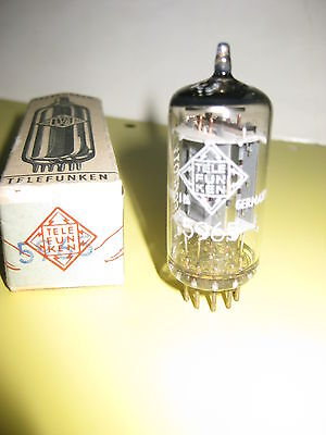 professional preamplifier tube type 5965 by Telefunken with