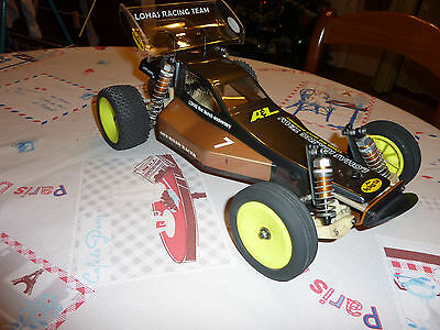 Associated Buggy Type Rc 10 Vintage Tbe Ech 1/10