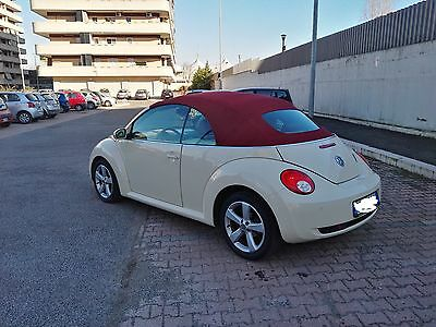 New Beetle Cabrio 1.9 Tdi Red Limited Edition