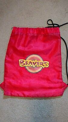 Beavers drawstring bag