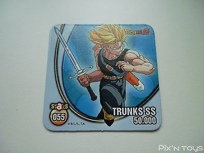 Magnet Staks Dragon Ball Z N°111 Panini 2008