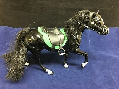 Rare Grand Champions 1988 Satin Black Stallion Horse
