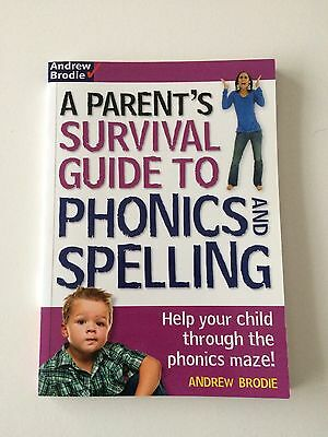 Phonic And Spelling Guide For Parents