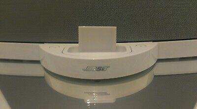 Bluetooth music receiver for Bose sounddock series 1 gloss white iPhone iPod