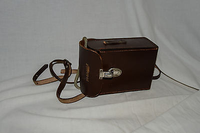 Vintage, Antique Bauer 88c Clockwork Cine Camera