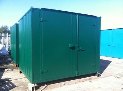 10 ft x 8ft SHIPPING CONTAINER BRAND NEW ideal motorbike/Quad /jet ski storage