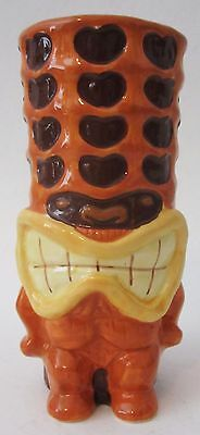 Kealoha Love Tiki Mug Tiki's Bar & Grill Waikiki 2015 Ceramic Cocktail 14 oz