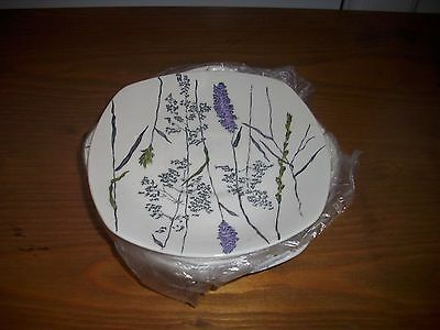 Whispering  Grass. set of 6.  midwinter pottery