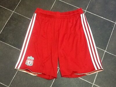 Men's Adidas Liverpool ClimaCool Football Shorts , size 34W