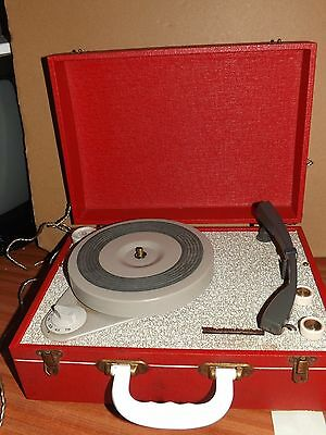 vintage Westminster record player turntable - tested and working - SEE VIDEO