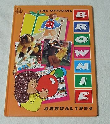 The Official Brownie Annual 1994