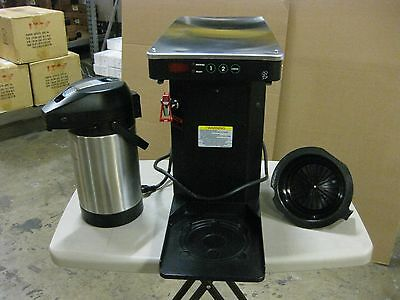 Refurbished Newco 20:1 LD Airpot Coffee Machine w/ Shurizjo 2.5L Airpot included