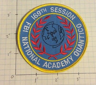 FBI National Academy 169th Session
