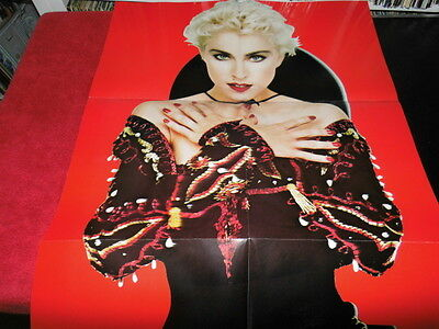 K040 - Madonna- You Can Dance - Sire Records 925-535-1- mit Poster !!! gewaschen