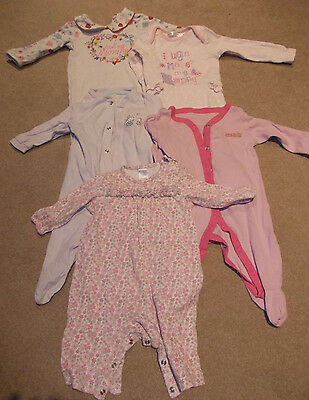 Bundle of Girls clothes size 3 - 6 months