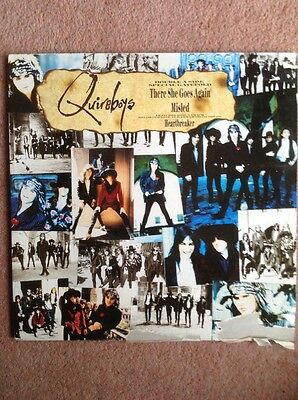 Quireboys There She Goes Again / Misled