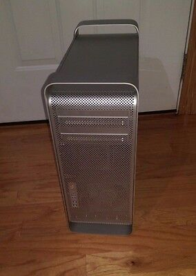 Apple Mac Pro A1289 2009 2010 2012 4,1 5,1 Enclosure Case Chassis TOWER w/ PSU