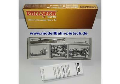 "Vollmer 8040 ""Oberleitungs-Set Spur N"", neu in OVP"