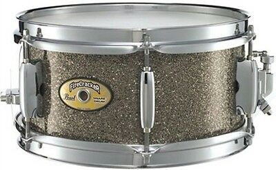 "Pearl FCP1050R Firecracker Snare Drum 10"" x 5"" Champagne Sparkle ! NOS !"