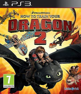 How To Train Your Dragon 2 PS3 - Brand New and Sealed