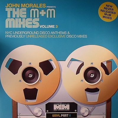 The M&M Mixes Volume 3 Part A: NYC Underground Disco Anthems & Previously Unr...