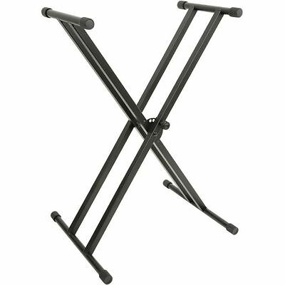 Chord KSX2 X Braced Keyboard Stand (supports up to 50kg)