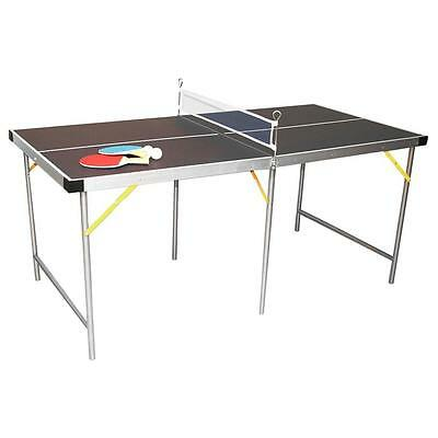 Folding TENNIS TABLE Foldable Portable SPORT TABLES Outdoor Garage Activities
