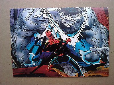 Stan Lee Autograph Signed COA Trading Card