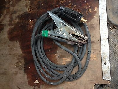 Arc Welding Cable Lead............... about 5m or 16ft