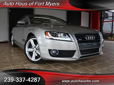 2010 Audi A5  We Finance & Ship Nationwide Fully Serviced Navigation Premium Plus Heated Seats
