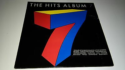 "The Hits Album 7 - Various Artists Double 12"" Vinyl Lp"