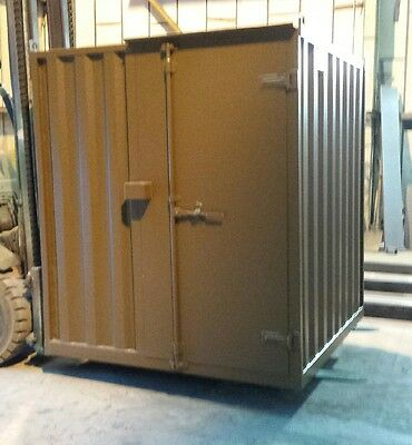 7ft x 7ft Secure Store / Lock Box Shipping Container