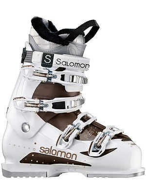 NEW Salomon Divine 770 women Alpine downhill ski boots - 24.5/2012/13
