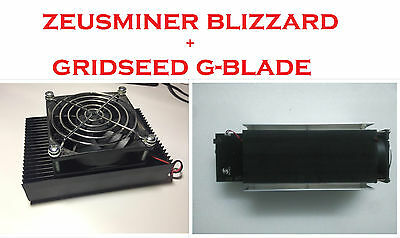 Gridseed G-Blade + Zeusminer Blizzard | Scrypt Miner | Generate Your Coins