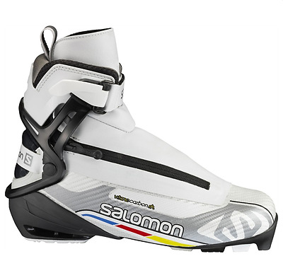 NEW Salomon RS Vitane Carbon Skate women cross country ski boots/2015