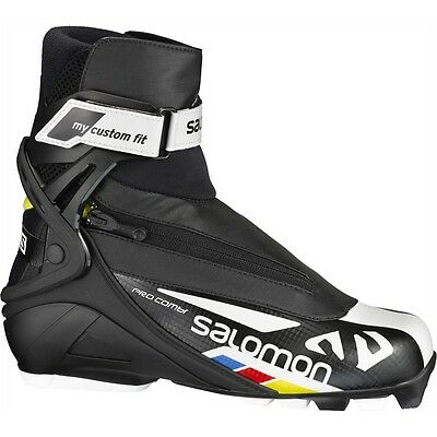 NEW Salomon Pro Combi Pilot Cross country ski boots - 2015