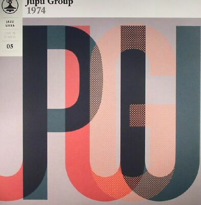 JUPU GROUP - Jazz Liisa 5 - Vinyl (LP)