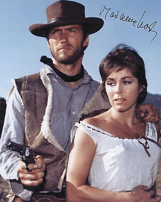 Marianne Koch - Marisol - A Fistful of Dollars - Signed Autograph REPRINT